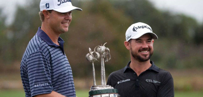 WITB: Brian Harman & Patton Kizzire, QBE Shootout