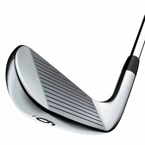 Titleist AP2 irons face and toe