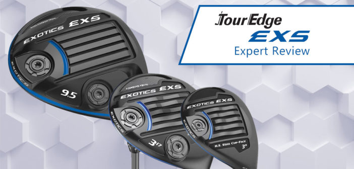 Expert Review: Tour Edge EXS Driver, Fairway Wood & Hybrid