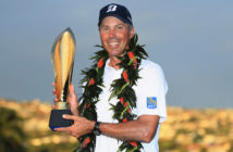 Matt Kuchar wins Sony Open and hits 100 career top 10 finishes
