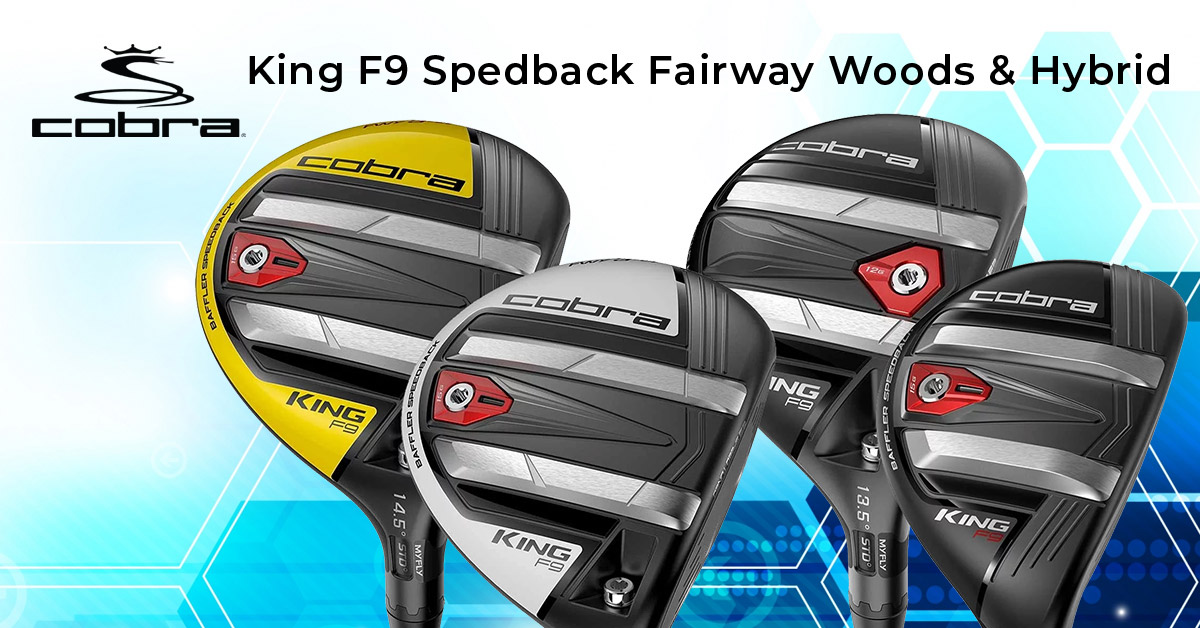Expert Review: Cobra King F9 Speedback Fairway Woods