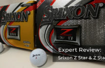 Expert Review: Srixon Z Star & Z Star XV