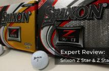 Expert Review: Srixon Z Star & Z Star XV