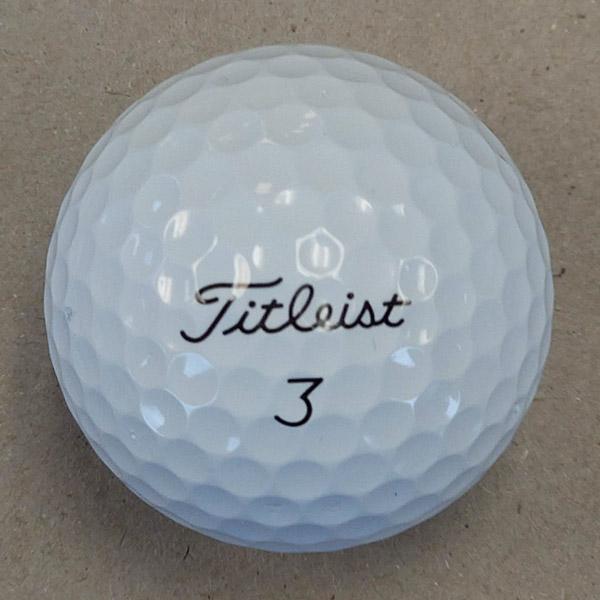 Titleist Pro V1 Golf Ball 2019