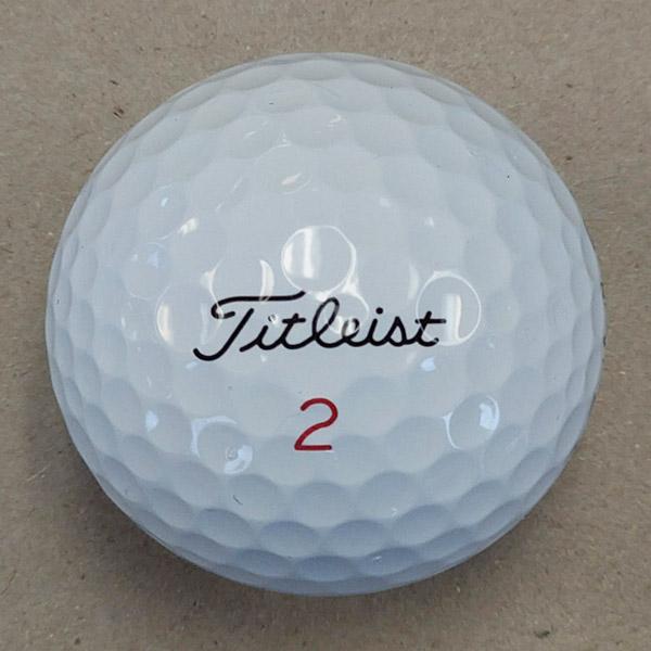 Titleist Pro V1x Golf Ball 2019