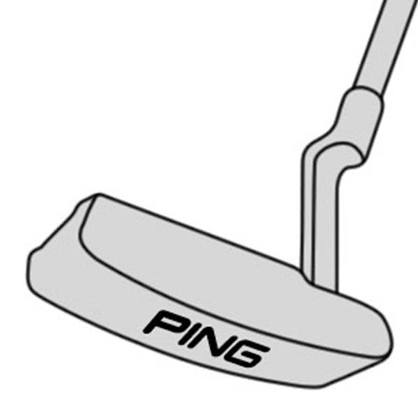 Custom Ping Putter