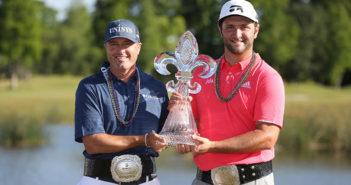 WITB: Jon Rahm & Ryan Palmer, Zurich Classic Champions