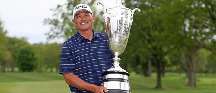 Ken Tanigawa KitchenAid Senior PGA Championship
