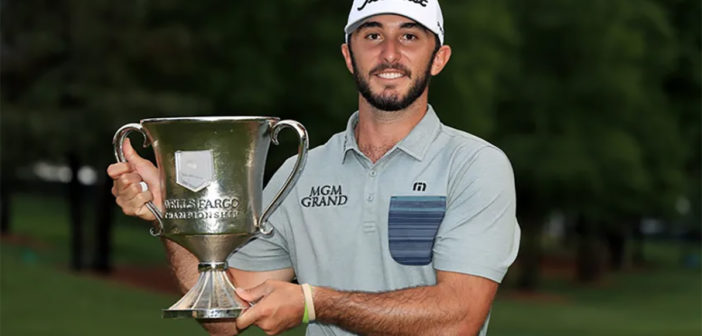 Max Homa wins the 2019 Wells Fargo Championship