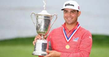WITB: Gary Woodland wins the 119th U.S. Open Championship