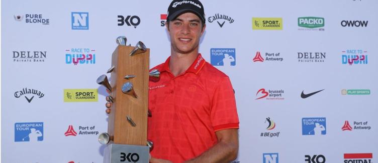 Guido Migliozzi BKO Champion