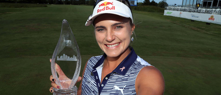 Lexi Thopmson Wins 2019 ShopRite LPGA Classic