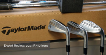 Expert Review: TaylorMade 2019 P790 Irons