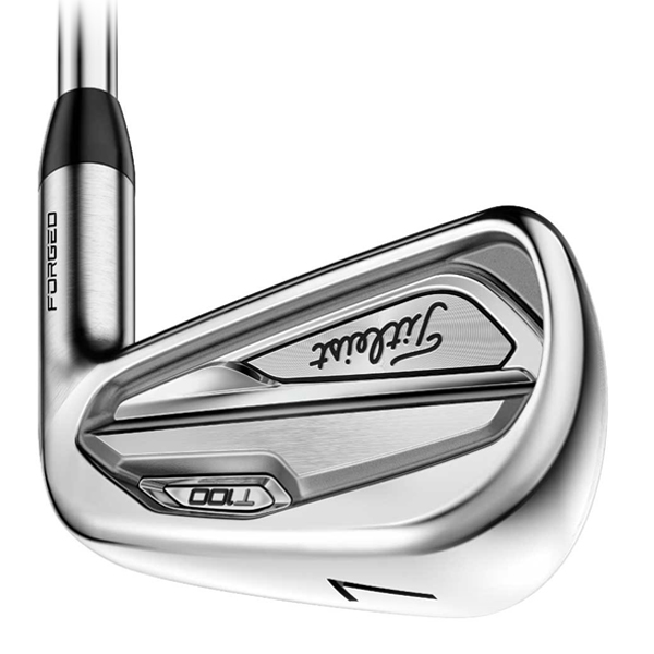 Titleist T100 Irons - Sole