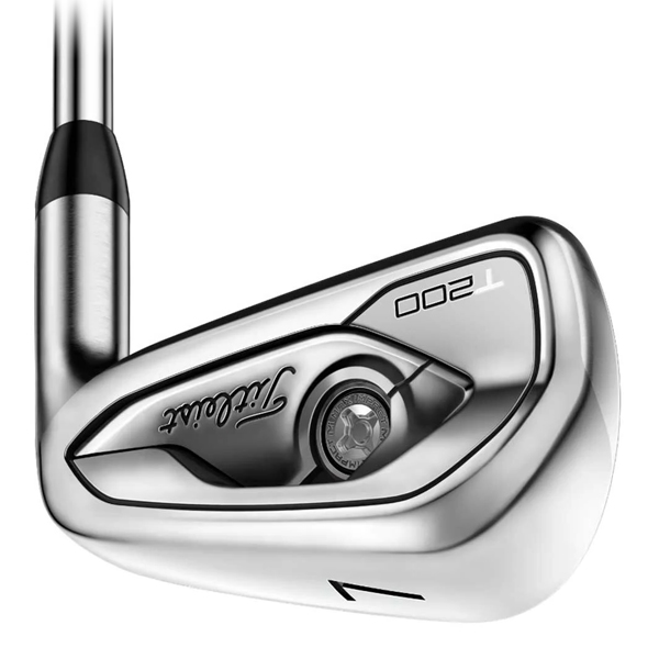 Titleist T200 Irons - Sole