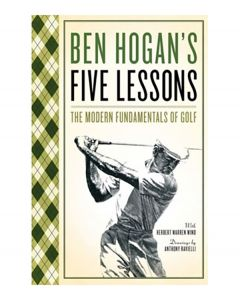 Booklegger Ben Hogan's 5 Lessons