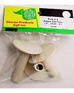 Charter Extra-Long Rubber Golf Tees