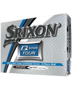 Srixon Q-Star Tour Personalized Golf Balls