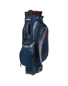 Datrek Transit Cart Bag Navy/Red
