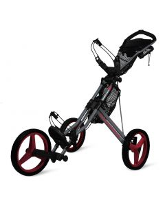 Sun Mountain Speed Cart GX Magnetic Grey/Red