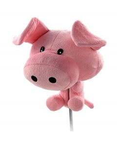 Pro Active Sports Club Hugger Headcover Pig