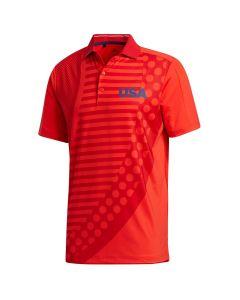Adidas 2021 Usa Olympic Saturday Polo