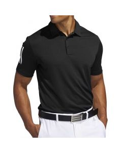 Adidas 3-Stripe Basic Polo Black/White