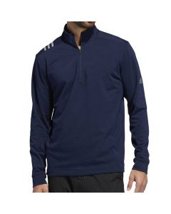 Adidas 3-Stripe Core 1/4 Zip Pullover Collegiate Navy
