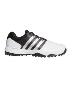 Adidas 360 Traxion Golf Shoes White/Black