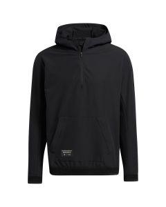 Adidas Adicross Anorak Black Front