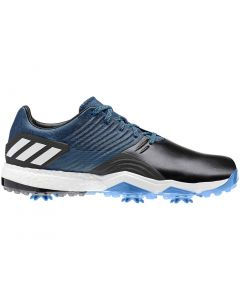 Adidas AdiPower 4orged Golf Shoes Blue/Black