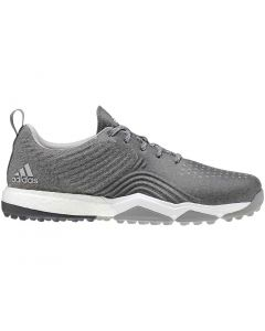 Adidas AdiPower 4orged S Golf Shoes Grey