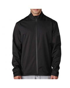 Adidas 2016 ClimaProof Heather Rain Jacket Black