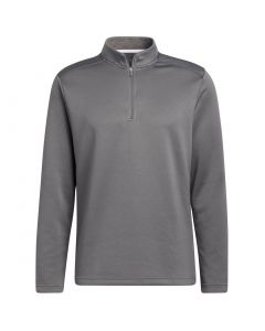 Adidas Club Quarter Zip Pullover Grey Four