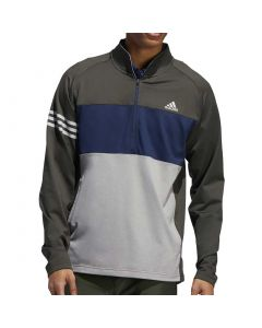 Adidas Competition Quarter-Zip Sweater Legend Earth