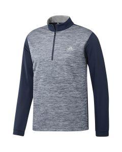 Adidas Core Quarter Zip Pullover Collegiate Navy