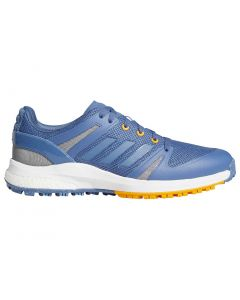 Adidas Eqt Spikeless Golf Shoes Crew Blue Profile