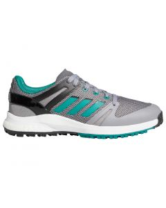 Adidas Eqt Spikeless Golf Shoes Grey Four Sub Green Profile
