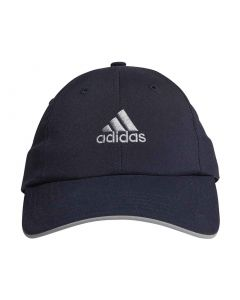 Adidas Juniors Performance Poly Hat Navy