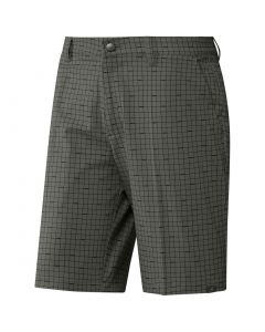 Adidas FW19 Ultimate365 Plaid Shorts Legend Earth