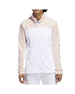 Adidas FW19 Women's Go-To Adapt Jacket White/Glow Pink