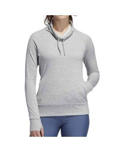 Adidas FW19 Women's Pullover Layer Medium Grey Heather