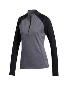 Adidas FW20 Women's Heather Half-Zip Pullover