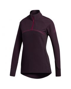 Adidas FW20 Women's Hybrid Quarter Zip Jacket