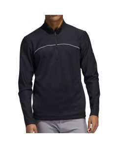 Adidas Go-To Adapt Quarter-Zip Pullover Black