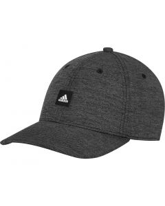 Adidas Heathered Patch Hat Black