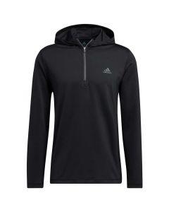 Adidas Novelty Golf Hoodie Black