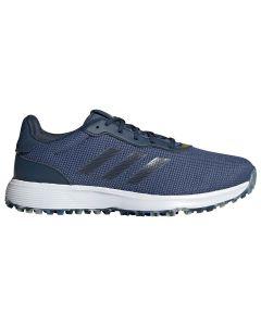 Adidas S2g Golf Shoes Crew Blue Profile