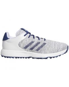 Adidas S2G Golf Shoes White/Tech Indigo/Grey
