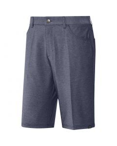 Adidas Ultimate365 Heather 5-Pocket Shorts Collegiate Navy